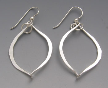 Reverse Twist Earrings