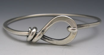 Hook and Loop Bracelet