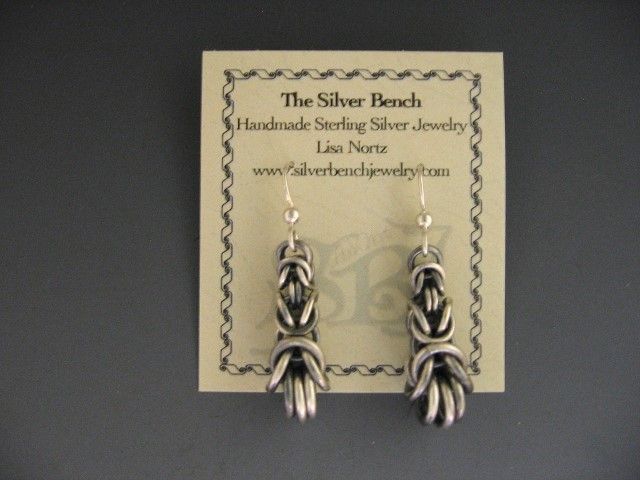 Graduated Sequential Earrings