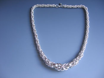Graduated Sequential Necklace